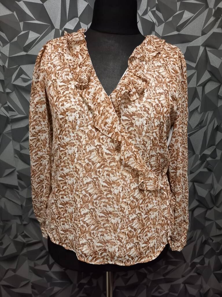 hurtownia odzieży używanej kobieca bluzka